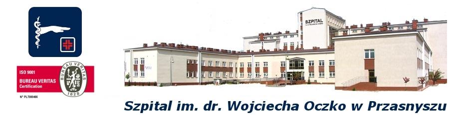 Szpital im. dr. Wojciecha Oczko w Przasnyszu
